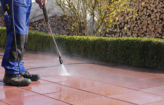 High Pressure Cleaning Stanhope Gardens